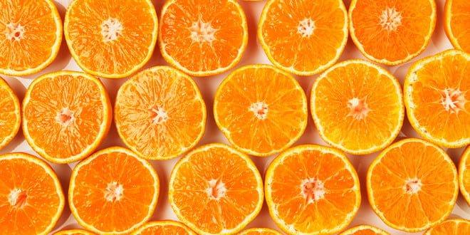 Cam chứa rất nhiều Vitamin C
