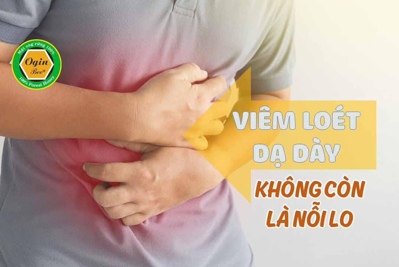 chữa bệnh viêm loét dạ dạy hiệu quả, an toàn ngay tại nhà