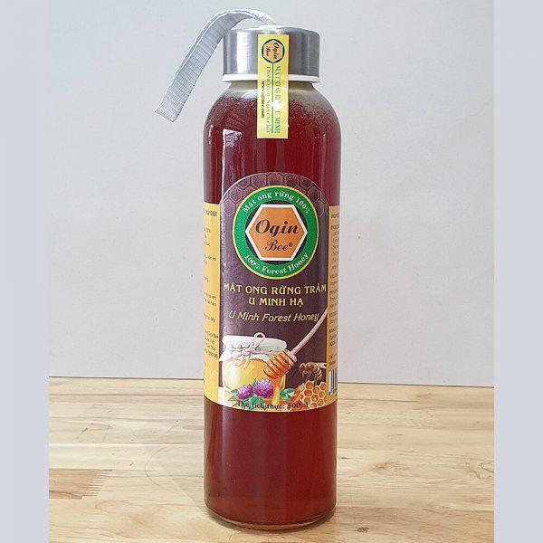 mật ong rừng u minh 500ml